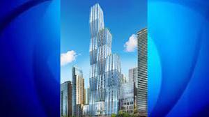 Nowy drapacz chmur w Chicago