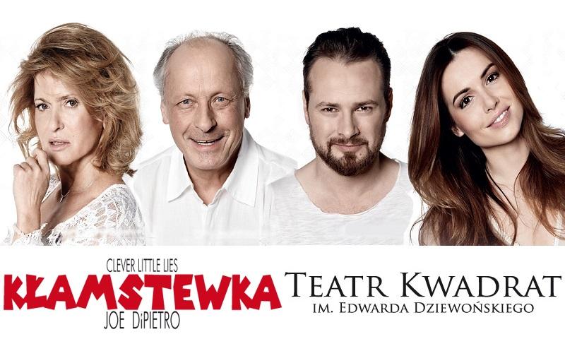 """Teatr Kwadrat – """"KŁAMSTEWKA"""""""